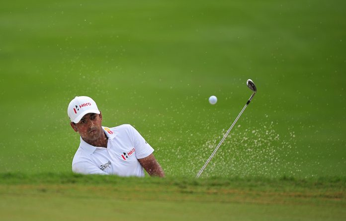 After the disappointment at the Rio Olympics in 2016, Anirban Lahiri has unfinished business to complete in Tokyo. Photo: Khalid Redza/Asian Tour