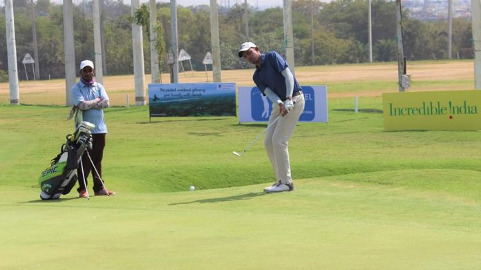 Putting has played a major role in Veer Ahlawat's solid 2020-21 season on the PGTI.
