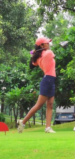 In four events on WGAI, Nishna Patel's best finish has been T11 at Jaipur's Rambagh Golf Club in March.