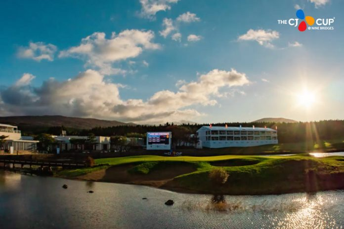 The CJ Cup, a 78-man limited field tournament, will also feature 36 players from the top-50 of the Official World Golf Ranking and five FedExCup champions. Photo: cjcup.com