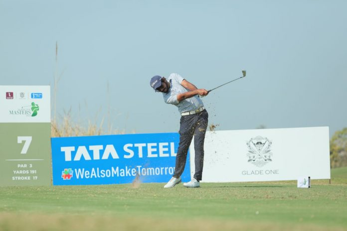 Yuvraj Singh Sandhu has been in fine form on PGTI, and a breakthrough on Tour this week of the MP Cup at the Delhi Golf Club will be special for a lot reasons. (File Picture)