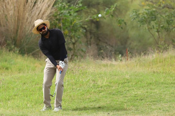 Among the strong results this season are two runner-up spots, Hyderabad early last year and Gurgaon this March, and those have been the weeks when Aman Raj has been particularly harsh on himself for falling short. TheGolfingHub Photo by Virendra Singh Gosain